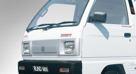 suzuki blind van đèn xe