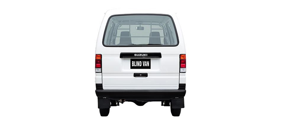 suzuki blind van đuôi xe