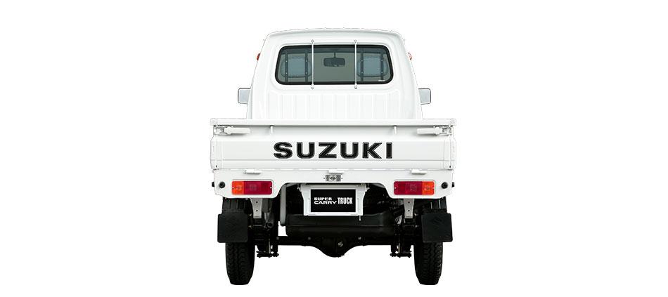 suzuki carry truck đuôi xe