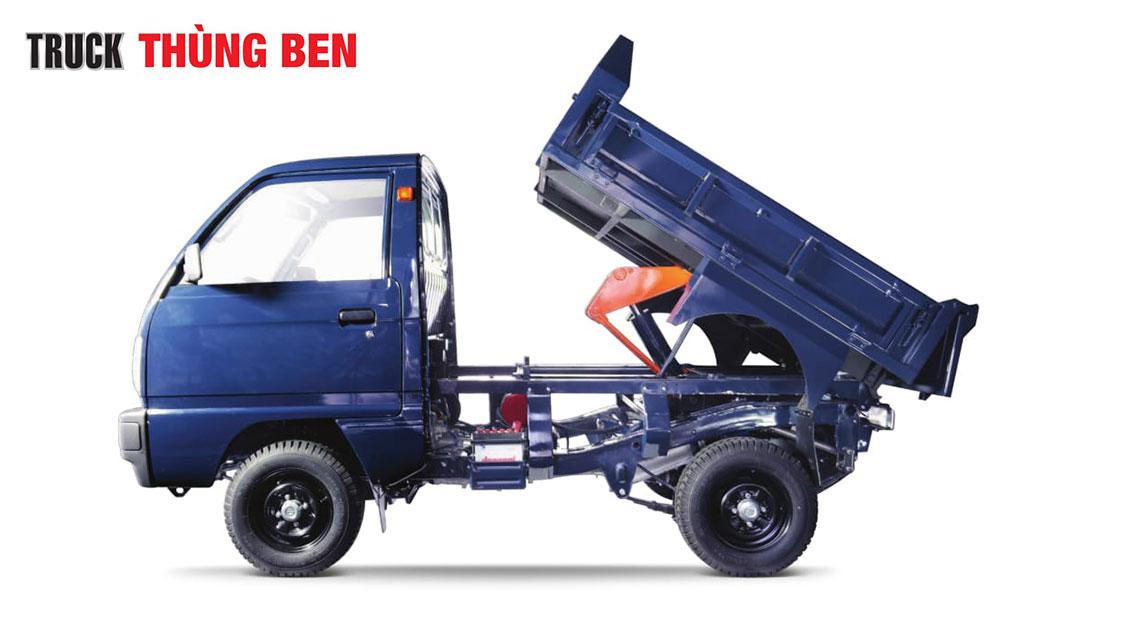 suzuki carry truck thùng ben