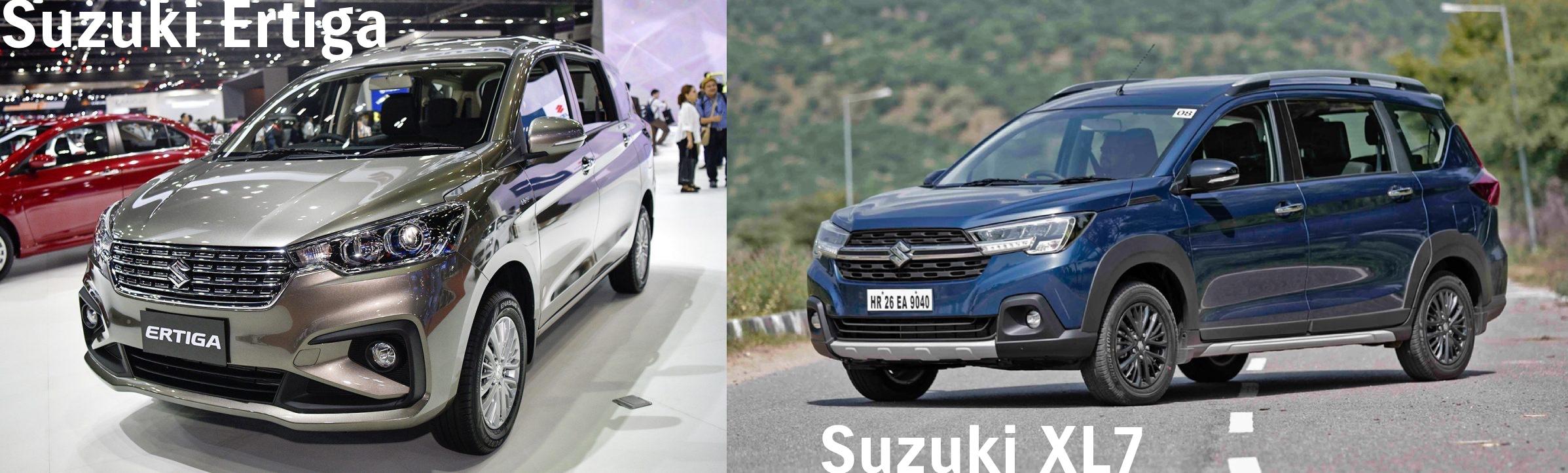 Suzuki XL7 Viet Nam